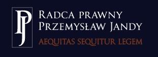 Radca Prawny Przemysław Jandy. Kancelaria Prawna. Biuro Detektywistyczne